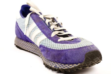 sport shoe: sport shoe on isolated background