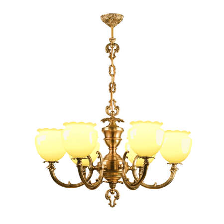 Vintage chandelier Stock Photo - 12515573