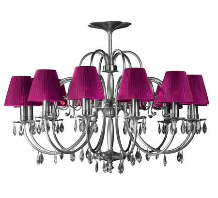 chandelier - decorative element Stock Photo - 13902263