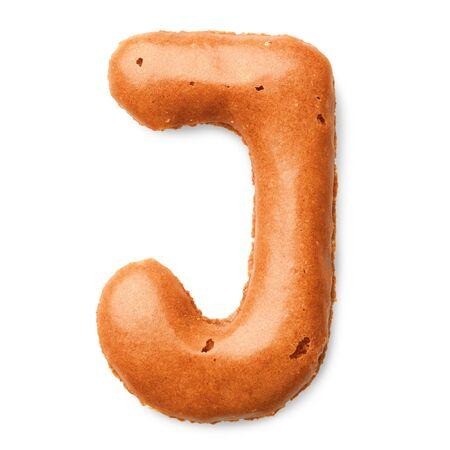 cookie alphabet letter Stock Photo - 14090597