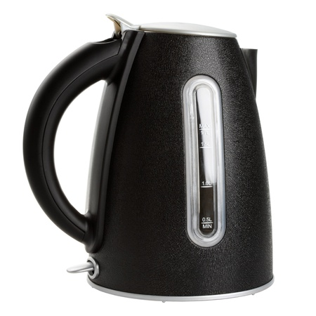 electric kettle isolated on white background Stock Photo - 14086687