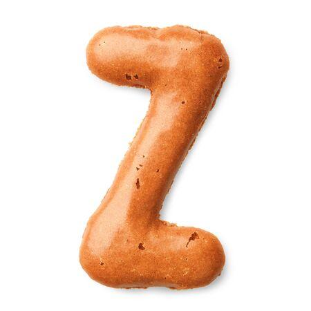 cookie alphabet letter photo