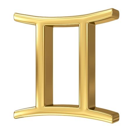 future twin: Horoscope: golden sign of the zodiac - Gemini