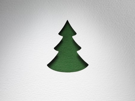 papercraft: Christmas paper background texture papercraft theme