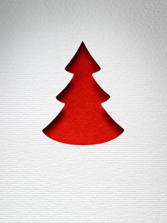 paper craft: el tema del arte de papel textura del papel de la Navidad