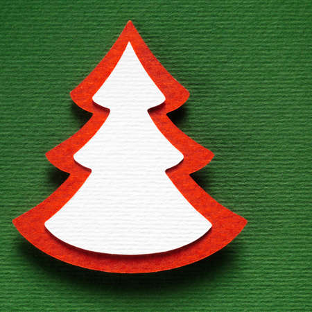 craft paper: Christmas paper background texture paper craft theme. Stock Photo