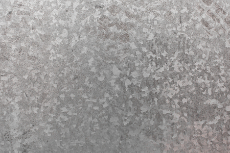 Texture of Zinc galvanized iron roof plate background pattern Stok Fotoğraf