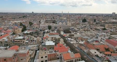 Damascus, Syria Banco de Imagens