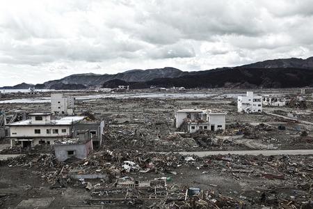Tsunami: 04302011 Fukushima japan