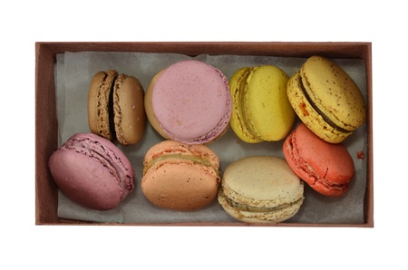 A macaroon box set photo