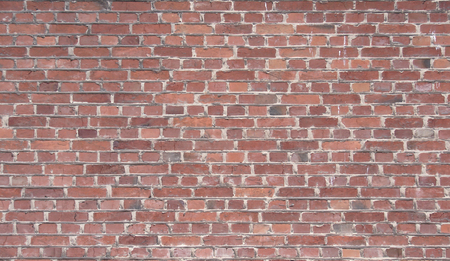 Old grunge red brick wall background. picture backdrop, Perfect for your presentations.