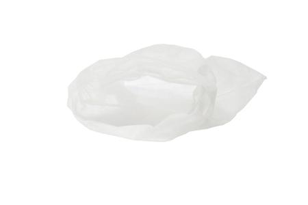shoppings: Plastic Shoppings Bag on White Background