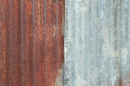 gray texture: Rusty old zinc texture background with peeling paint. can use texture design graphic or grunge texture. High Definition