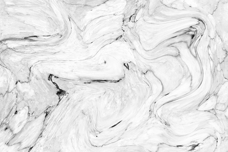 wet paint: Abstract wave pattern, White gray marble ink texture background for wallpaper or skin wall tile for interior design. High Definition