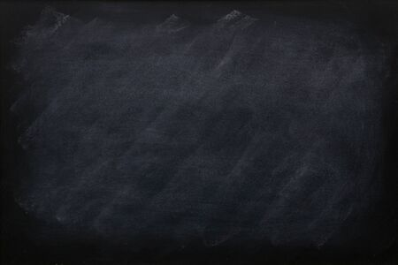 Blank chalkboard for black background texture concept for education. blackboard is a reusable writing surface on which text or drawings are made. is also used to create custom chalkboard art.
