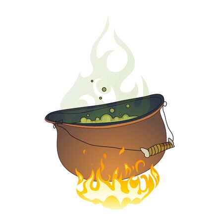 Pot with potion