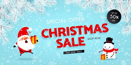 Christmas sale, discounts.