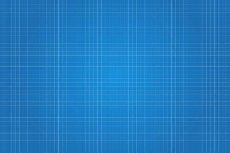 Blueprint vector illustration Illustration
