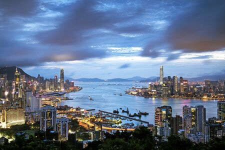 nightscape: Nightscape in Hong Kong