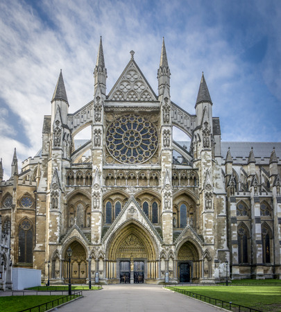 Westminster Abbey Side Entrance