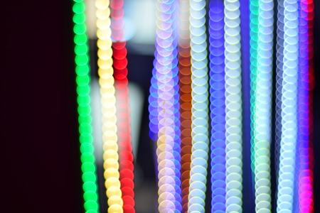 Photography light blur. photo