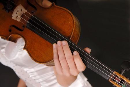 antique violin Stock Photo - 7415723