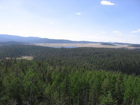 White Mountains  Stock fotó