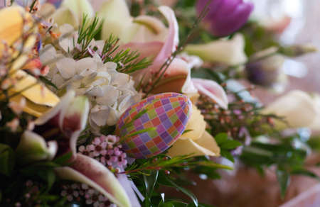Easter Flowers photo
