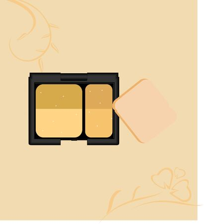 make-up collection - vector Vector