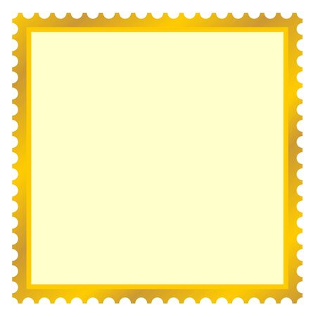 holiday invitation: Frame for any picture Illustration
