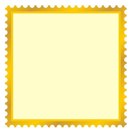 bilderrahmen gold: Rahmen f�r jedes Bild Illustration