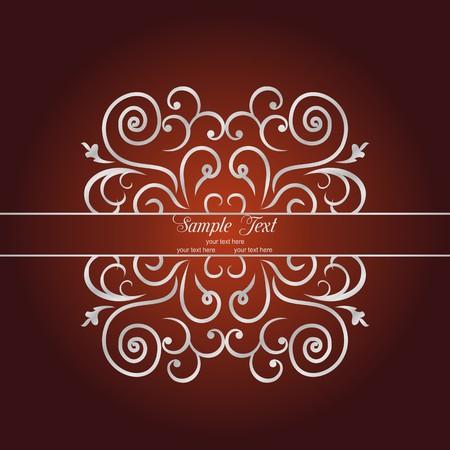 luxury background for design Stock Vector - 6968137