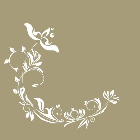 Illustration of luxurious invitation card Vector