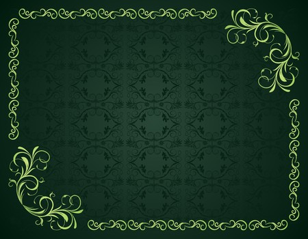 Illustration luxury background card for design Stock Vector - 7589881