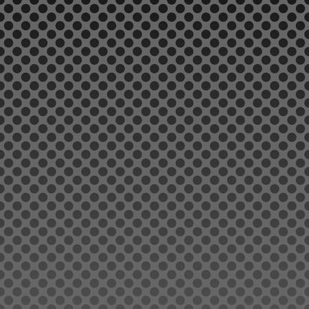 Fondo de malla de acero de la ilustración transparente  Ilustración de vector