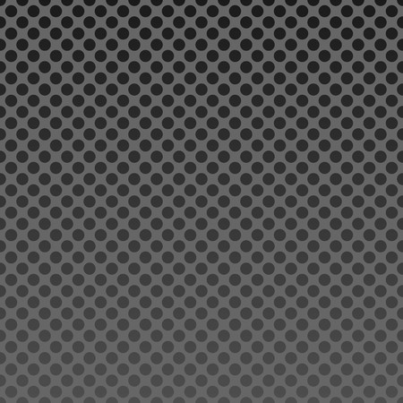 Illustration steel mesh background seamless  Vector