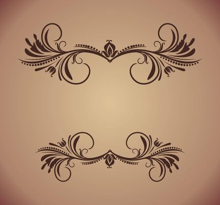 Illustration vintage background  Stock Vector - 7589335