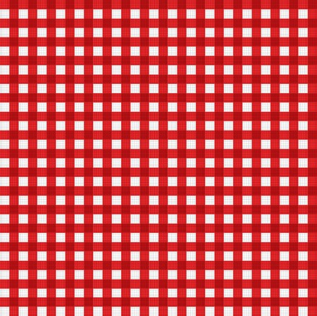 picnic tablecloth: Illustration of pattern picnic tablecloth.