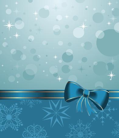 Ilustracja Christmas tła lub pakowania urlop - wektor