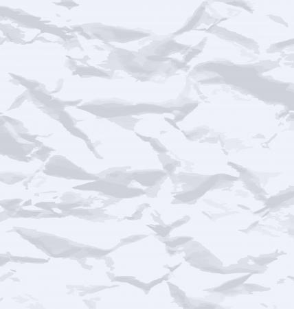 Illustration grunge crumpled paper texture Stock Illustration - 15125384