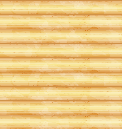 Illustration brown wooden texture seamless background - vector Vector
