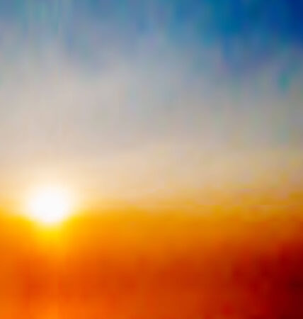 fondo natural: Ilustraci�n de fondo abstracto natural con la salida del sol