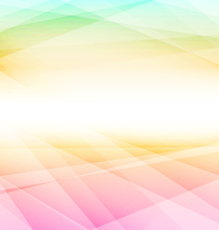 Illustration Abstract Background with Copy Space