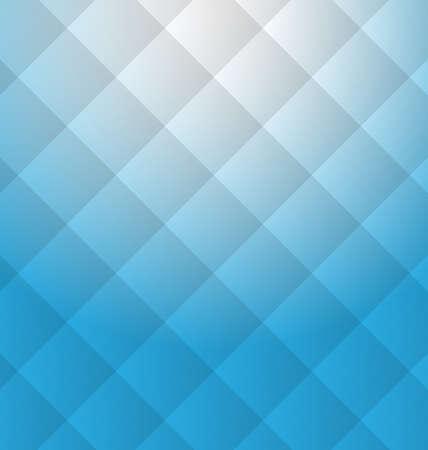 Illustration Blue Light Abstract Background, Business Brochure - Vector Vector