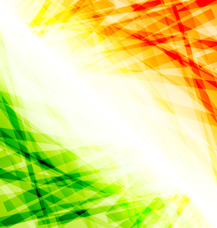 Illustration Indian Independence Day Background, 15 August - Vector
