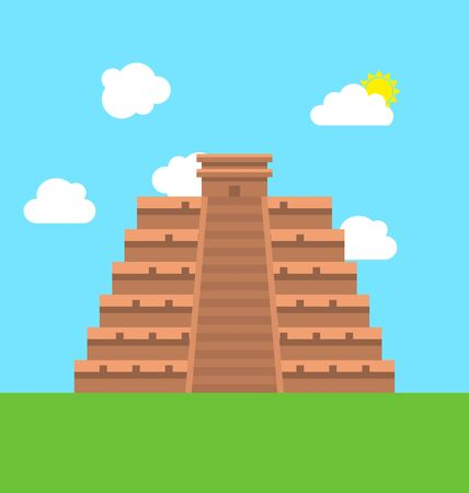Mexico Chichen Itza Tulum Kukulcan Pyramid