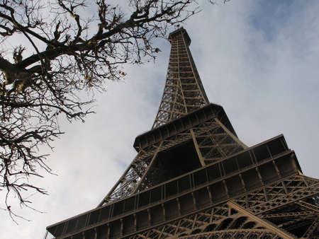 citytrip: Eiffel tower in Paris