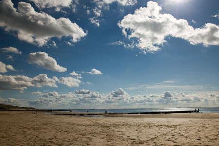 breakwaters: Breakwaters at dutch coast