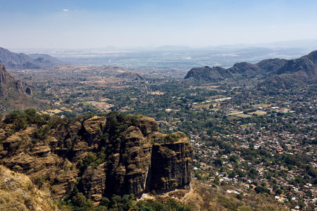 morelos: Tepoztlan - one of the magic towns in Mexico
