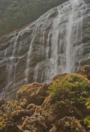 munnar: Waterfall, Munnar, India